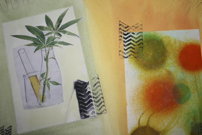 Art therapie Pupillin Baume-les-Dames